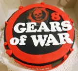 Torta Gears of War