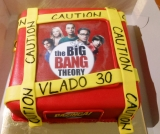 Torta Bing Bang Theory
