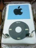 Torta Apple iPod