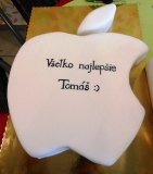 Torta Apple positive