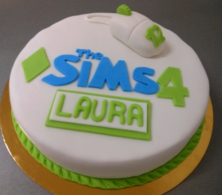 Torta The Sims