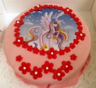 Torta Kôň - Little Pony